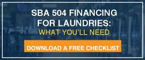 SBA 504 Financing for Laundries Checklist