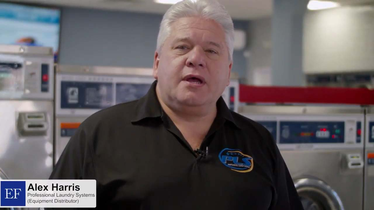 Video - Alex H., Professional Laundry Systems