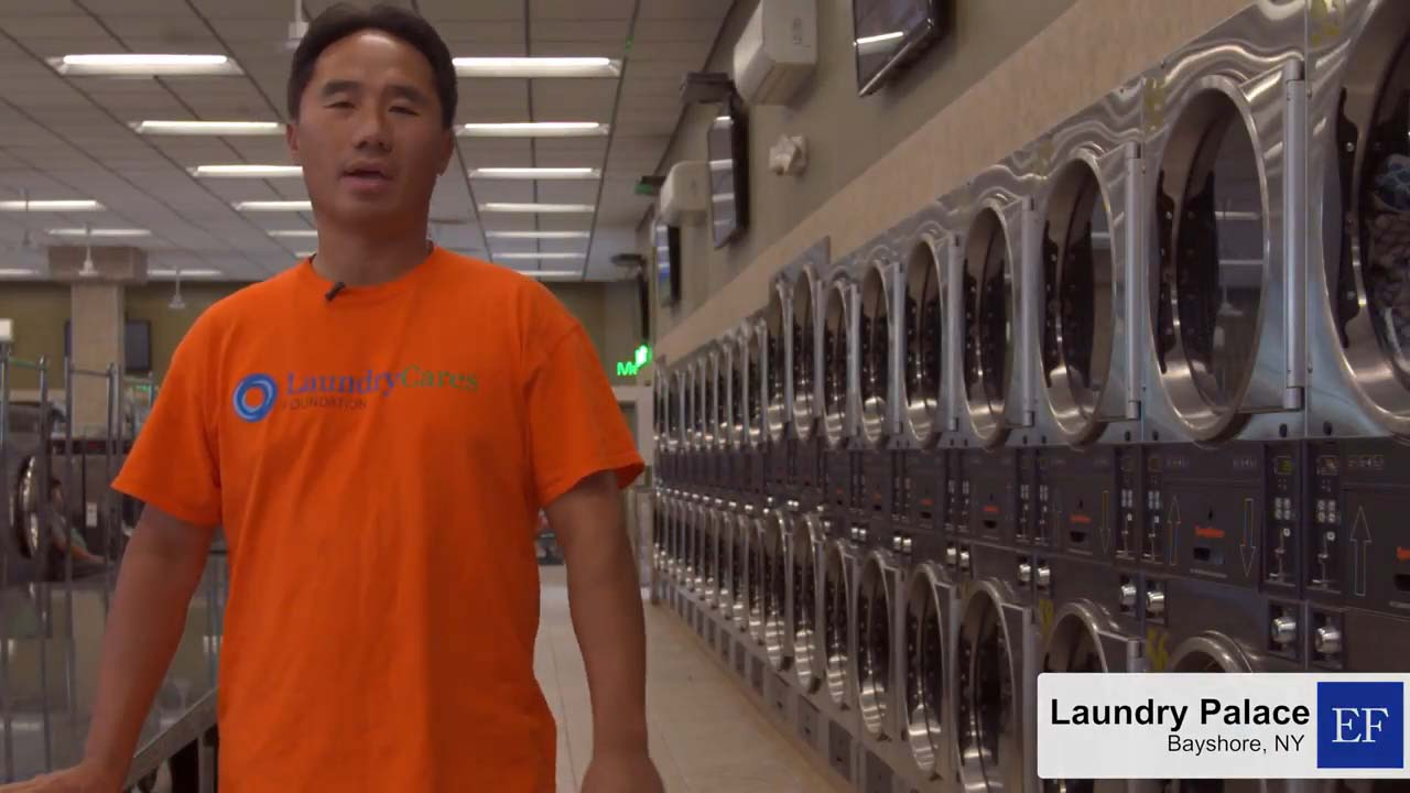 Video - Tommy L., Multi-Laundromat Owner.