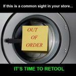 laundromat retool