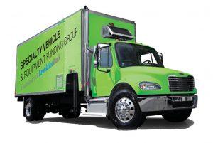 shredder truck finance