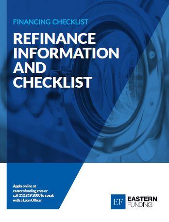 refinance checklist