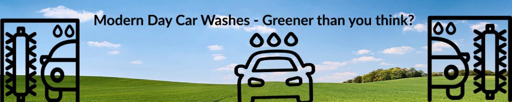 Car wash environmentally friendly