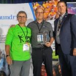 Micheal Fanger receives Sustainability Award