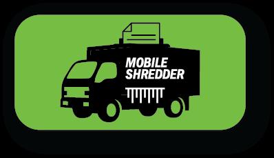 shredder truck